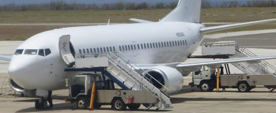 Caribbean Aircraft Handling Services